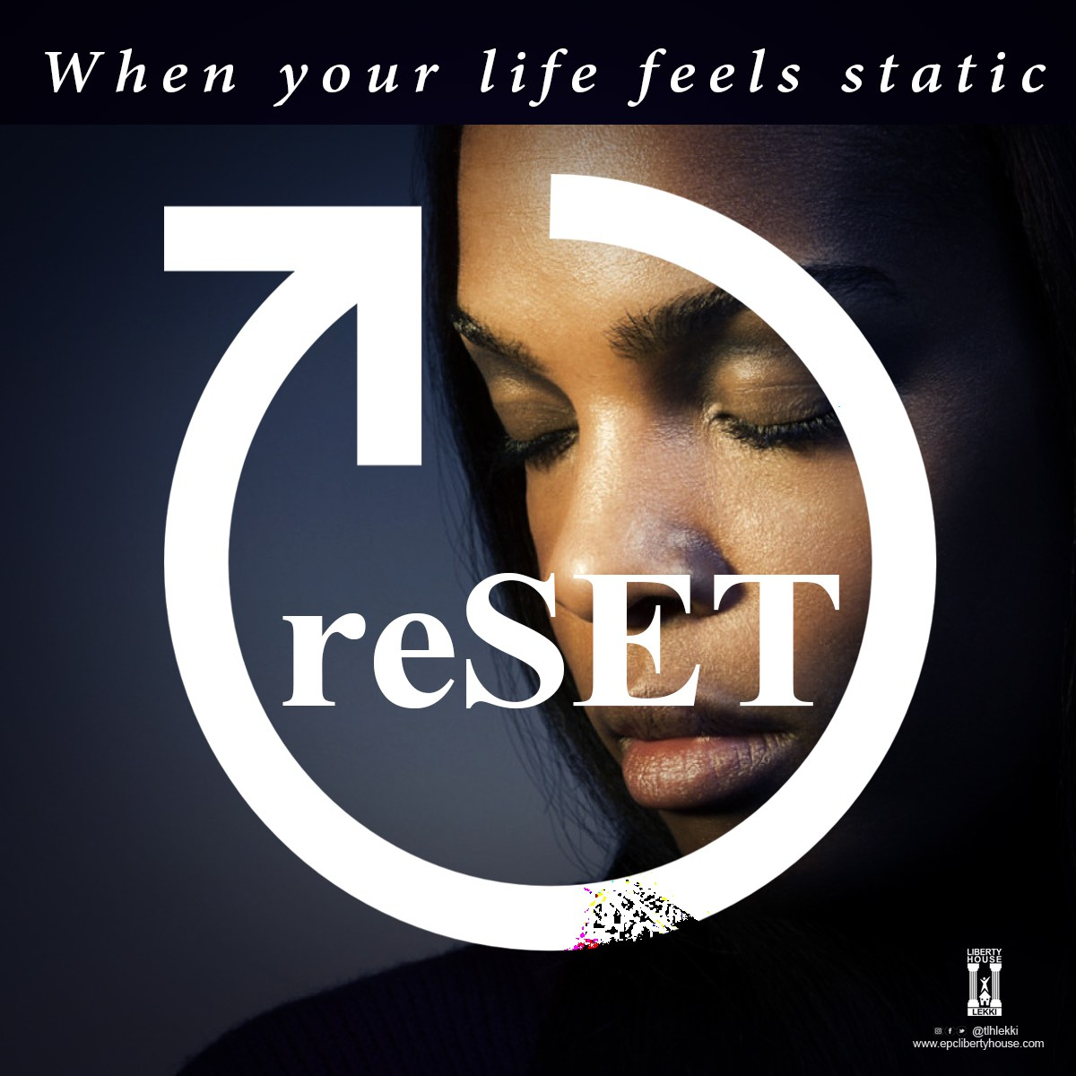 #Reset – Dont Feel Static